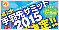 「手羽先サミット2015」開催!